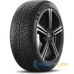 Купить Зимняя шина MICHELIN Pilot Alpin 5 245/55R17 102V