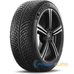 Купить Зимняя шина MICHELIN Pilot Alpin 5 225/50R18 99V