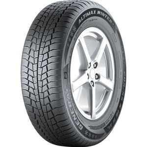 Купить зимняя шина GENERAL TIRE ALTIMAX WINTER 3 165/70R14 81T