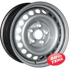 Купить Легковой диск STEEL TREBL X40026 Silver R16 W6.5 PCD5x114.3 ET45 DIA54.1