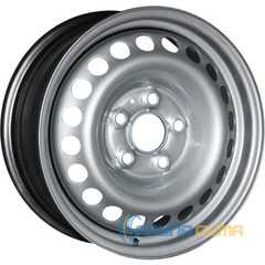 Легковой диск STEEL TREBL X40025 Silver -