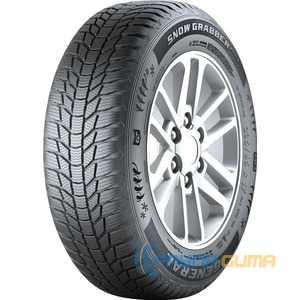 Купить Зимняя шина GENERAL TIRE Snow Grabber Plus 255/55R18 109H