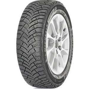 Купить Зимняя шина MICHELIN X-Ice North 4 (Шип) 225/55R19 103T SUV