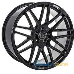 Купить Легковой диск ALLANTE 1003 BLACK R21 W10 PCD5x130 ET45 DIA84.1