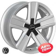 Купить ZW 04433(BC) S R16 W7 PCD5x120 ET35 DIA65.1
