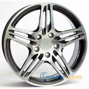 Купить WSP ITALY Philadelphia W1050 ANTH. POL. R19 W8.5 PCD5x130 ET51 DIA71.6