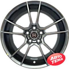 Купить Легковой диск INZI AONE BUM-01 HB R18 W8 PCD5x112 ET38 DIA67.1