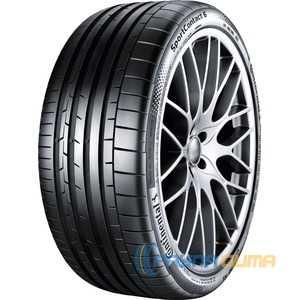 Купить Летняя шина CONTINENTAL SportContact 6 295/35R23 108Y