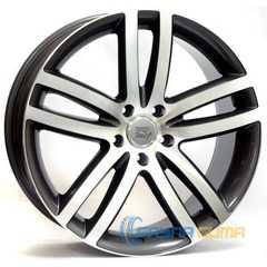 Купить WSP ITALY W551 Q7 WIEN 4.2 ANTHRACITE POLISHED R22 W10 PCD5x130 ET55 DIA71.6