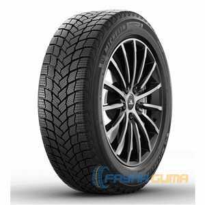 Купить Зимняя шина MICHELIN X-ICE SNOW 225/55R17 101H