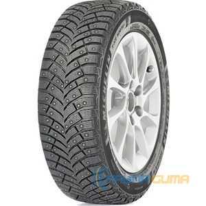 Купить Зимняя шина MICHELIN X-Ice North 4 (Шип) SUV 255/55R20 110T