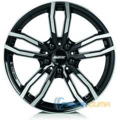 Купить Легковой диск ALUTEC Drive Diamond Black Front Polished R17 W7.5 PCD5x112 ET27 DIA66.5