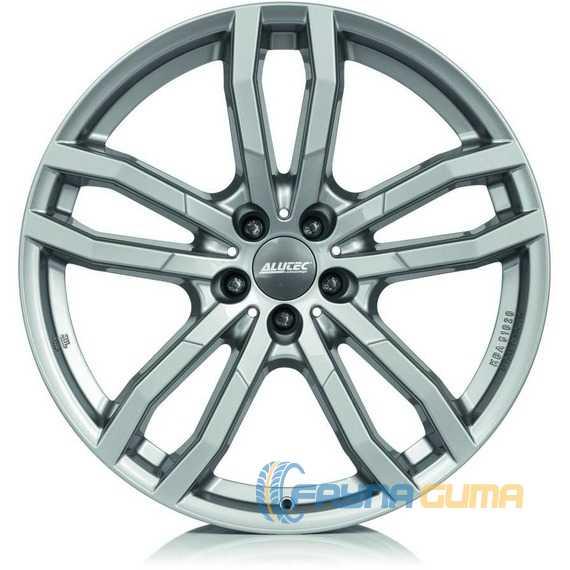 Купить Легковой диск ALUTEC DriveX Metal Grey Front Polished R19 W8.5 PCD5x114.3 ET40 DIA70.1