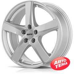 Купить Легковой диск ALUTEC Freeze Polar Silver R17 W7.5 PCD5x112 ET40 DIA66.5