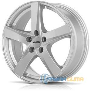 Купить Легковой диск ALUTEC Freeze Polar Silver R17 W7 PCD5x112 ET45 DIA57.1