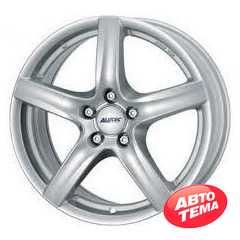 Купить Легковой диск ALUTEC Grip Polar Silver R17 W7.5 PCD5x114.3 ET35 DIA70.1