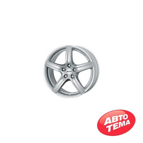 Легковой диск ALUTEC Grip Polar Silver -
