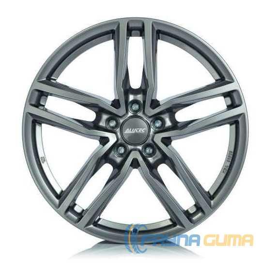 Купить Легковой диск ALUTEC Ikenu Metal Grey R16 W6.5 PCD5x108 ET50 DIA63.4