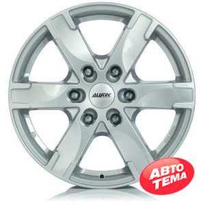 Купить Легковой диск ALUTEC Titan Polar Silver R16 W7 PCD6x130 ET38 DIA66.1