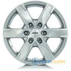 Купить Легковой диск ALUTEC Titan Polar Silver R16 W7 PCD6x139.7 ET38 DIA67.1