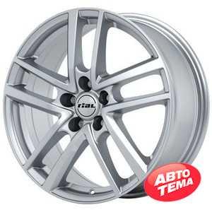 Купить Легковой диск RIAL Astorga Polar Silver R16 W6.5 PCD5x108 ET50 DIA63.4