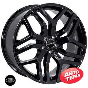 Купить JH A1180 BLACK R20 W9.5 PCD5x108 ET45 DIA63.4