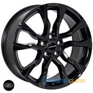 Купить ZW BK5755 BLACK R20 W9 PCD5x120 ET45 DIA72.6