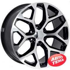 Купить ZF 6701 BLACK R20 W9 PCD6x139.7 ET31 DIA78.1