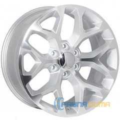 Купить ZF 6701 SP R20 W9 PCD6x139.7 ET31 DIA78.1