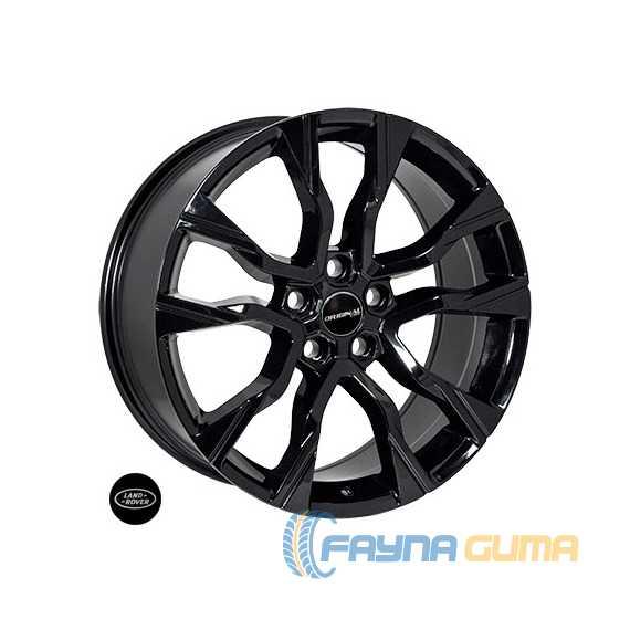 Купить ZW BK5755 BLACK R21 W9 PCD5x120 ET45 DIA72.6