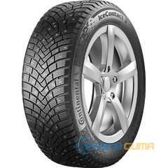 Купить Зимняя шина CONTINENTAL IceContact 3 205/55R16 94T (Шип)