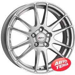 Купить Легковой диск ALUTEC MONSTR Polar Silver R16 W6.5 PCD4x108 ET20 DIA65.1