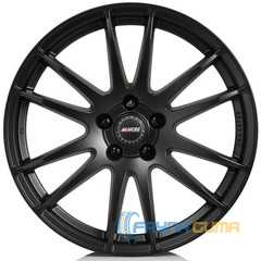 Купить Легковой диск ALUTEC MONSTR Racing Black R17 W6.5 PCD5x108 ET45 DIA63.4