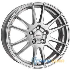 Купить Легковой диск ALUTEC MONSTR Polar Silver R18 W7.5 PCD5x112 ET45 DIA70.1