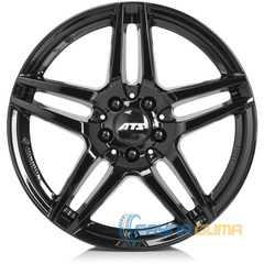Купить ATS Mizar Diamond Black R16 W6.5 PCD5x112 ET38 DIA66.5