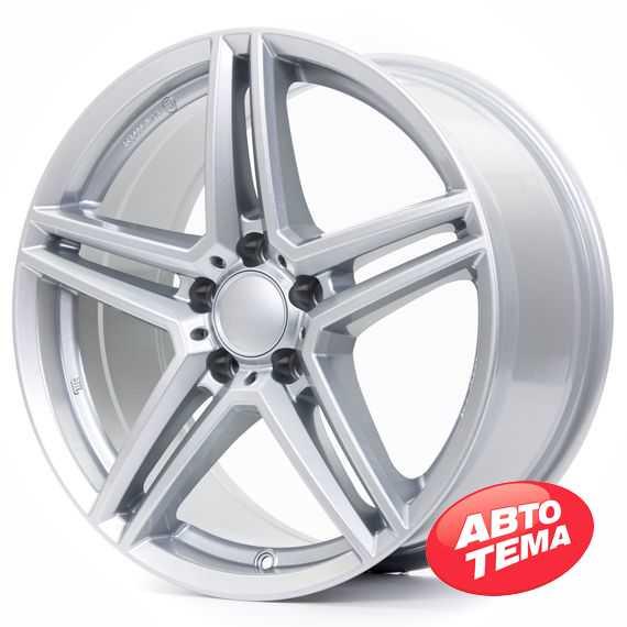 Купить Легковой диск RIAL M10 Polar Silver R19 W8.5 PCD5x112 ET54 DIA66.5