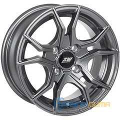 Купить Легковой диск ZW D5270 GRA R13 W6.0 PCD4x98 ET25 DIA58.6