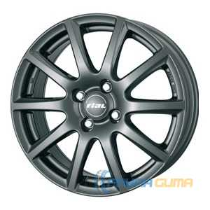 Купить RIAL Milano Titanium R15 W6.5 PCD5x100 ET38 DIA63.3