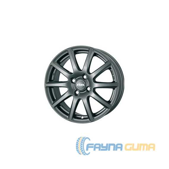 Купить RIAL Milano Titanium R16 W6.5 PCD5x108 ET50 DIA63.4