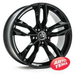 MSW 71 Gloss Dark Grey Full Polished -