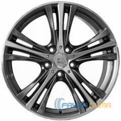 Купить WSP ITALY ILIO W682 ANTHRACITE POLISHED R19 W9 PCD5X120 ET42 DIA74.1