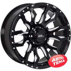 Купить JH XW009 BLACK R20 W9 PCD6x139.7 ET00 DIA106.1