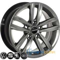 Купить ALLANTE 5037 HB R15 W6.5 PCD5x100 ET35 DIA57.1