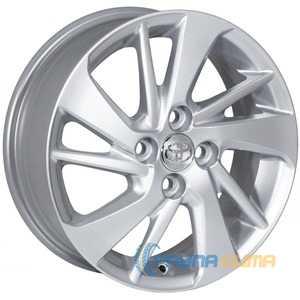 Купить JH A5598 S R15 W5.5 PCD4x100 ET45 DIA54.1
