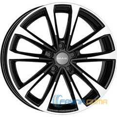 Купить Легковой диск MAK Main Black Mirror R19 W8 PCD5x108 ET50 DIA72