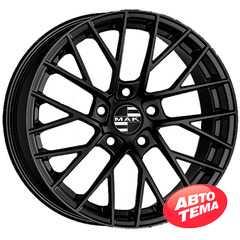 Купить Легковой диск MAK Monaco-D Gloss Black R20 W10.5 PCD5x130 ET47 DIA71.6