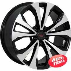 Купить Легковой диск Replica LegeArtis LX529 BKF R19 W8 PCD5X114.3 ET30 DIA60.1