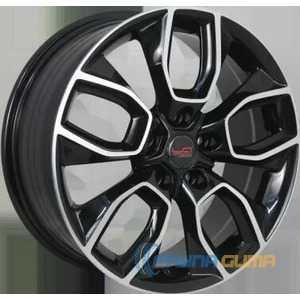 Купить Легковой диск Replica LegeArtis SK527 BKF R17 W7 PCD5X112 ET40 DIA57.1
