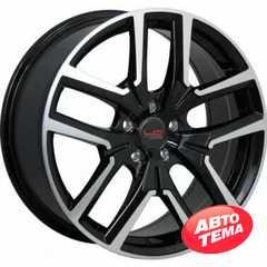 Купить Легковой диск Replica LegeArtis V522 BKF R19 W8 PCD5X108 ET50.5 DIA63.3
