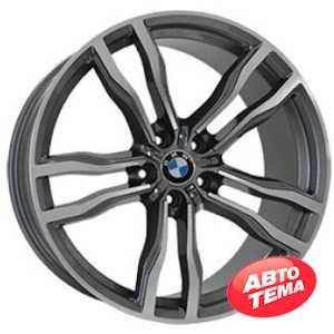 Купить Легковой диск Replica LegeArtis B1017 GMF R21 W10 PCD5X120 ET40 DIA74.1